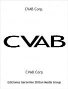 CVAB Corp - CVAB Corp.