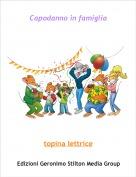 topina lettrice - Capodanno in famiglia