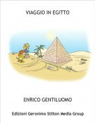 ENRICO GENTILUOMO - VIAGGIO IN EGITTO