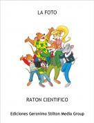 RATON CIENTIFICO - LA FOTO