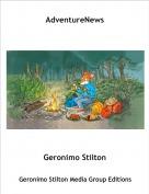 Geronimo Stilton - AdventureNews