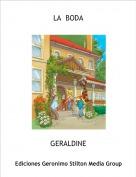 GERALDINE - LA  BODA