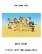 elise stilton - de korte reis