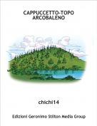 chichi14 - CAPPUCCETTO-TOPO ARCOBALENO