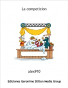 alex910 - La competicion