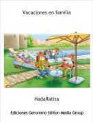 HadaRatita - Vacaciones en familia