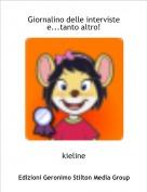 kieline - Giornalino delle interviste e...tanto altro!