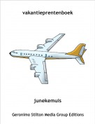 junekemuis - vakantieprentenboek