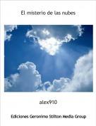 alex910 - El misterio de las nubes