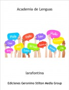 larafontina - Academia de Lenguas