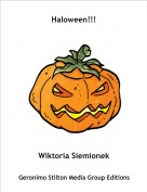 Wiktoria Siemionek - Haloween!!!