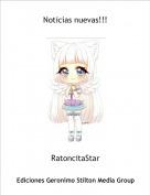 RatoncitaStar - Noticias nuevas!!!