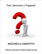MOZZARELLA AMMUFFITA - Test: Geronimo o Trappola?