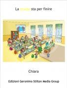Chiara - La scuola sta per finire!