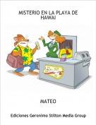 MATEO - MISTERIO EN LA PLAYA DE HAWAI