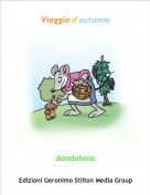 dondolona - Viaggio d'autunno