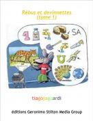 tiagojaguardi - Rébus et devinnettes (tome 1)