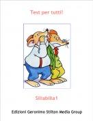 Siliabilia1 - Test per tutti!