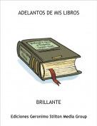 BRILLANTE - ADELANTOS DE MIS LIBROS