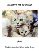 pizza - UN GATTO PER GERONIMO