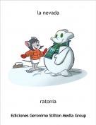 ratonia - la nevada