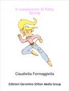 Claudiella Formaggiella - Il compleanno di Patty Spring