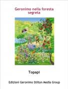 Topapi - Geronimo nella foresta segreta