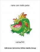 ratisa741 - rana con mala pata