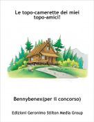 Bennybenex(per il concorso) - Le topo-camerette dei miei topo-amici!