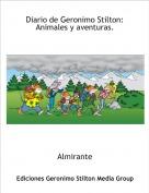 Almirante - Diario de Geronimo Stilton:  Animales y aventuras.