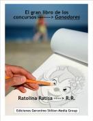 Ratolina Ratisa ----> R.R. - El gran libro de los concursos -------> Ganadores