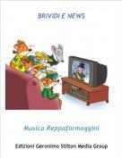 Musica Reppaformaggini - BRIVIDI E NEWS