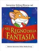 Geronimino2 - Geronimo Stilton:Ritorno nel regno della Fantasia