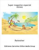 Ratiesther - Super magazine especial verano