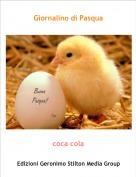 coca cola - Giornalino di Pasqua