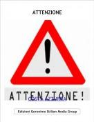 COSTA AZZURRA - ATTENZIONE