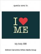 idy-bidy 008 - questa sono io