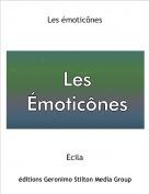 Ecila - Les émoticônes
