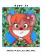 ratitairene - Mi primer libro
