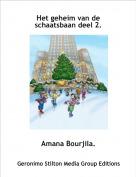 Amana Bourjila. - Het geheim van de schaatsbaan deel 2.