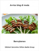 Bennybenex - Avviso blog di moda
