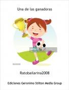 Ratobailarina2008 - Una de las ganadoras