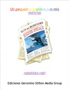 ratalista-rati - Un pequeño ratolibro con mis noticias