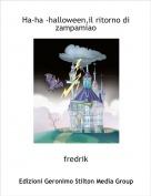 fredrik - Ha-ha -halloween,il ritorno di  zampamiao