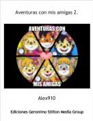 Alex910 - Aventuras con mis amigas 2.