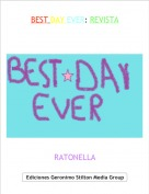 RATONELLA - BEST DAY EVER: REVISTA