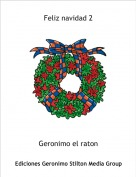 Geronimo el raton - Feliz navidad 2