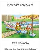RATONCITA MADA - VACACIONES INOLVIDABLES