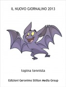 topina tennista - IL NUOVO GIORNALINO 2013