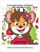 Ali27092005 - Il mio giornalino di Natale con sorpresa P1